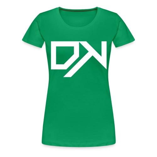 DewKee Logo Mug White - Women's Premium T-Shirt