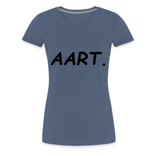 Aart - Vrouwen Premium T-shirt