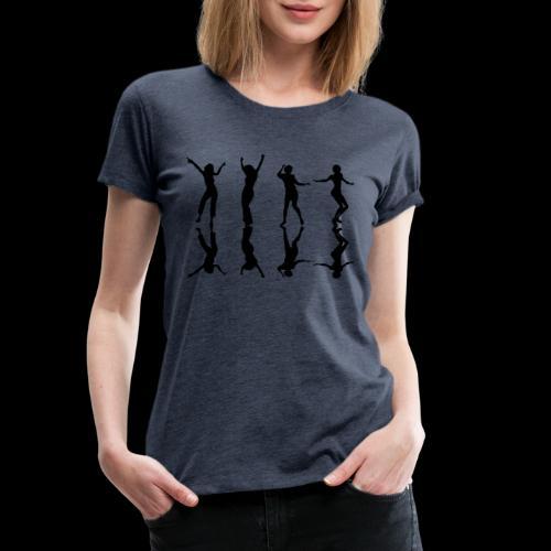 Dancing - Frauen Premium T-Shirt
