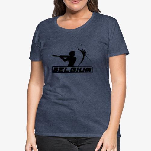 Belgium 2 - T-shirt Premium Femme