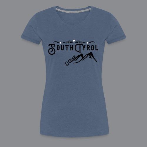 SouthTyrol Design - Frauen Premium T-Shirt