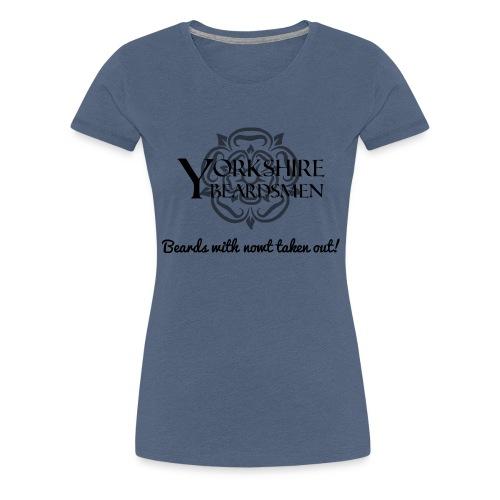 beardsnowt png - Women's Premium T-Shirt