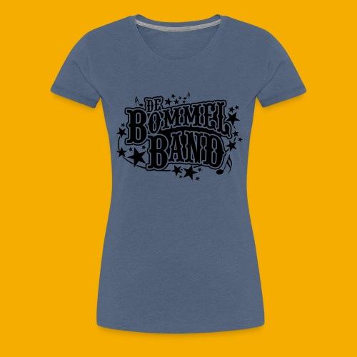 bb logo - Vrouwen Premium T-shirt