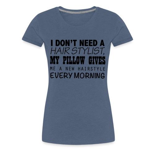 hairstylist - Vrouwen Premium T-shirt