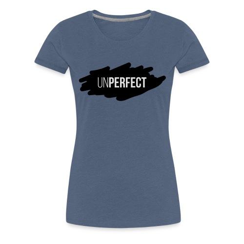 UNPERFECT LOGO 2 - Frauen Premium T-Shirt