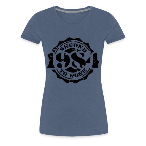 1984 Second to None - Frauen Premium T-Shirt