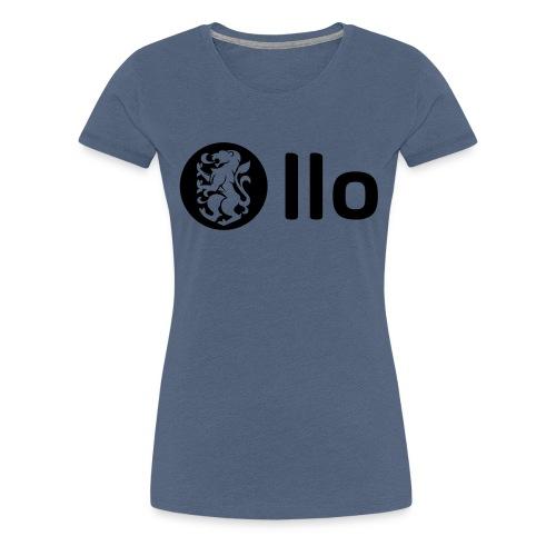 LLO 2018 V2 AVEC LLO - T-shirt Premium Femme