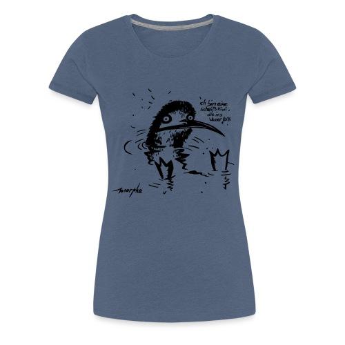 Kiwi - Frauen Premium T-Shirt