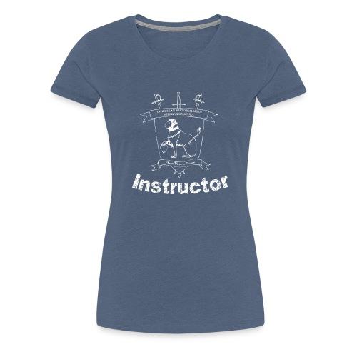 Ohjaajien paita, naisten malli - Naisten premium t-paita