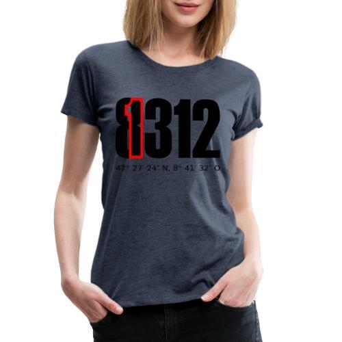 8312 - Frauen Premium T-Shirt