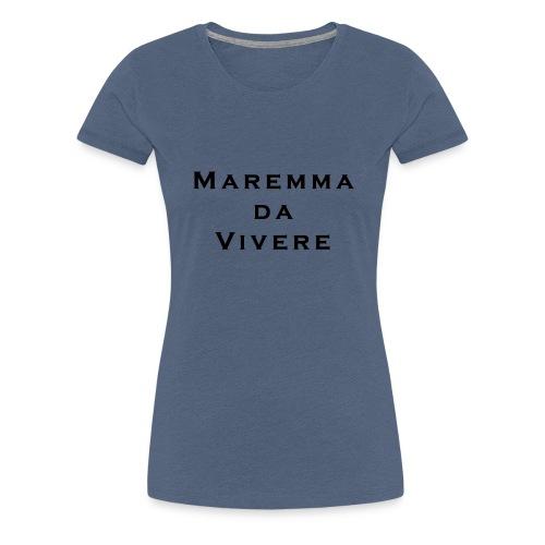 mdv - Maglietta Premium da donna