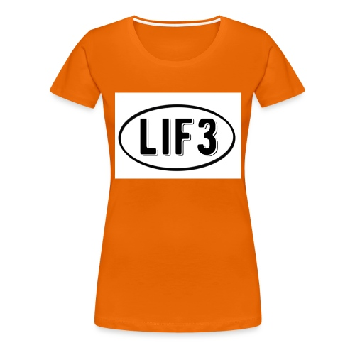 Lif3 gear - Women's Premium T-Shirt