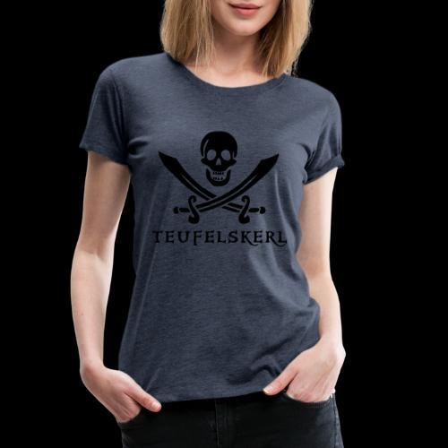 ~ Teufelskerl ~ - Frauen Premium T-Shirt
