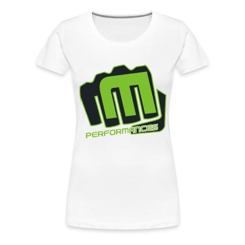 m_performances_jpg - Maglietta Premium da donna