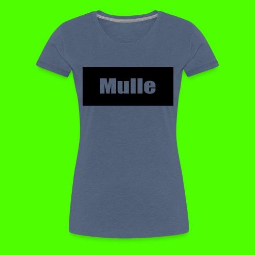 Sweatshirts - Dame premium T-shirt