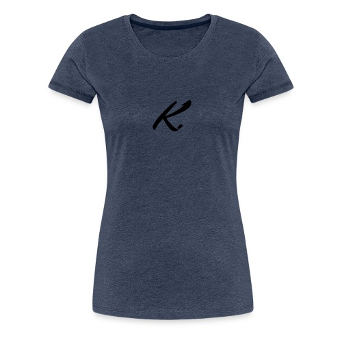 K - T-shirt Premium Femme