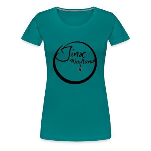 Jinx Wayland Circle - Women's Premium T-Shirt