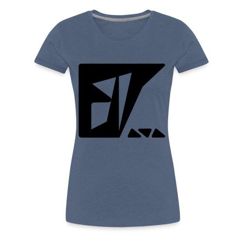 aifedespaix B&W - T-shirt Premium Femme