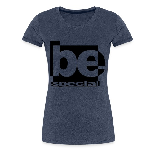 BESPECIAL_NEW.png - Vrouwen Premium T-shirt