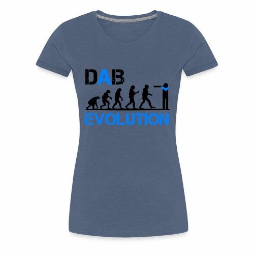 DAB EVOLUTION / Homo Dabens - Maglietta Premium da donna