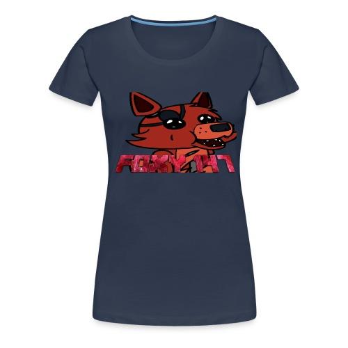 FOXY 147 - Maglietta Premium da donna