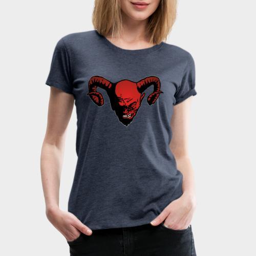 DEMONIO ROJO - Camiseta premium mujer