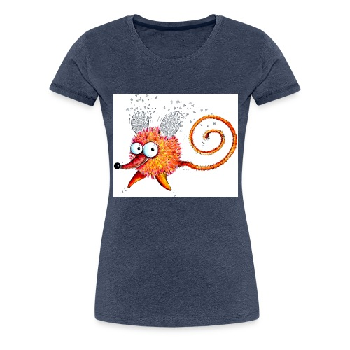 Ptipompon7 jpg - T-shirt Premium Femme