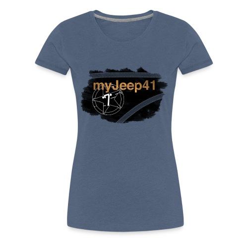 myjeep - Frauen Premium T-Shirt