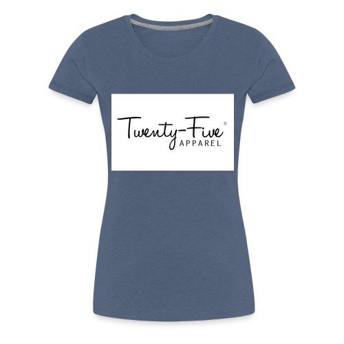 Twenty-Five Apparel - Vrouwen Premium T-shirt
