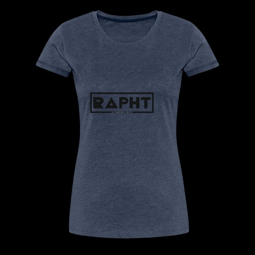 RAPHT long-sleeve simple - Women's Premium T-Shirt