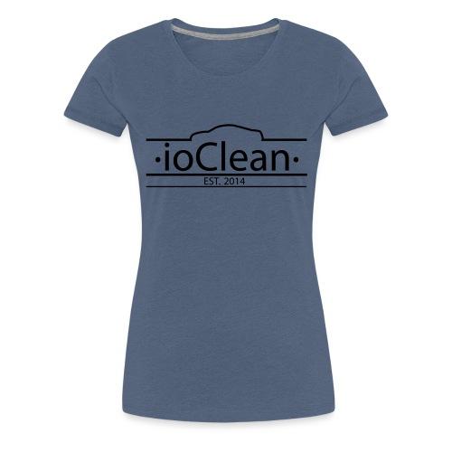 ioClean - Women's Premium T-Shirt