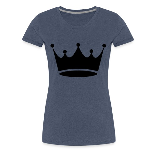 Crown sweat - T-shirt Premium Femme