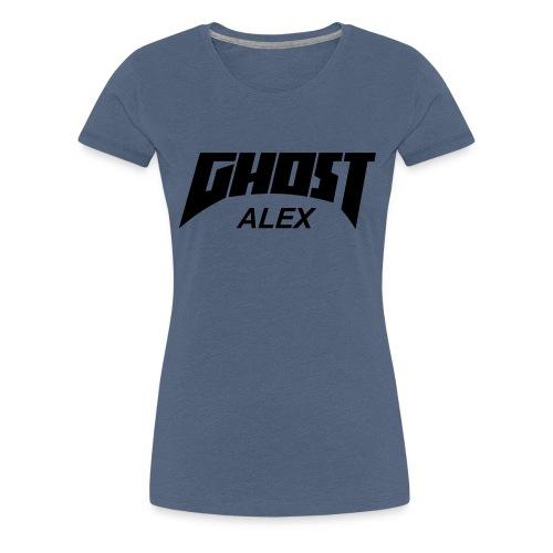 ghost alex - Frauen Premium T-Shirt