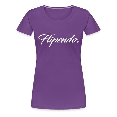 Flipendo. - Vrouwen Premium T-shirt