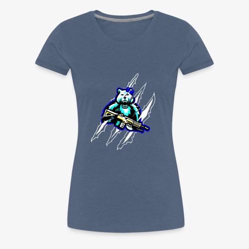 Ripped - Women's Premium T-Shirt