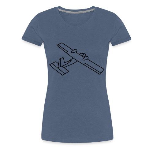 Twinstar - Frauen Premium T-Shirt