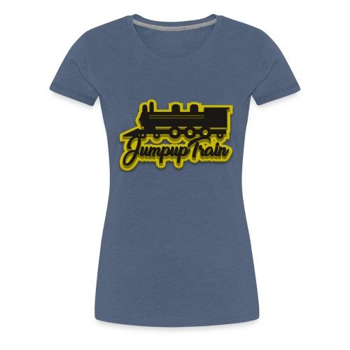 JUMPUPTRAIN - Vrouwen Premium T-shirt