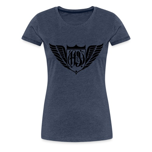 Hill Slayer Crew Logo - Frauen Premium T-Shirt