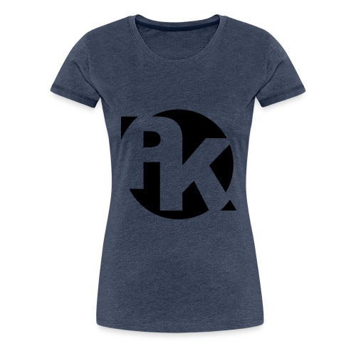 PK Logo 2 - Frauen Premium T-Shirt