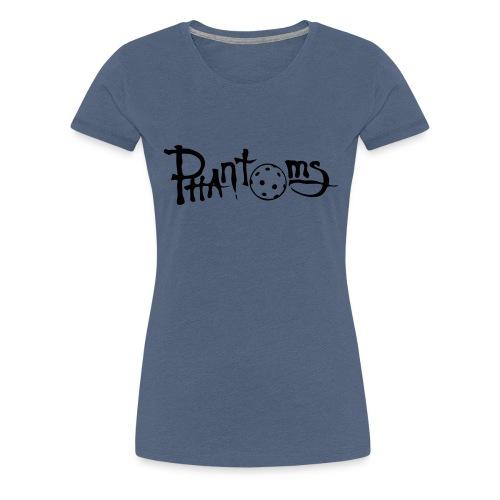 Phantoms Alt - Frauen Premium T-Shirt