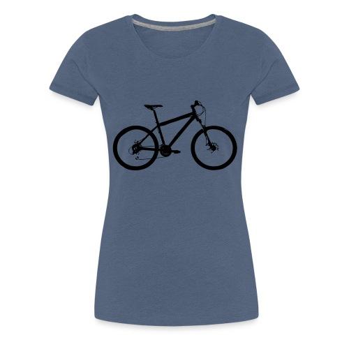 MTB - Frauen Premium T-Shirt