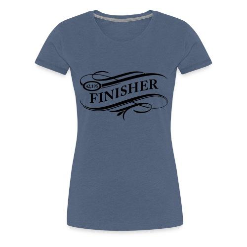 Finisher2 Personnalisable - T-shirt Premium Femme