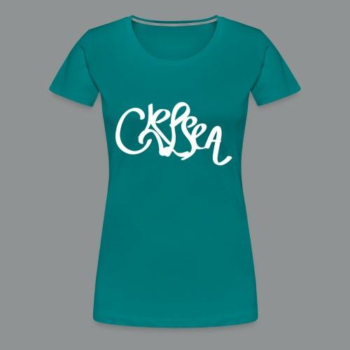 Sweater Unisex (rug) - Vrouwen Premium T-shirt