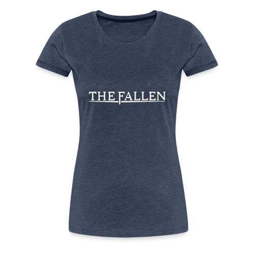 The Fallen Slim Fit - Vrouwen Premium T-shirt
