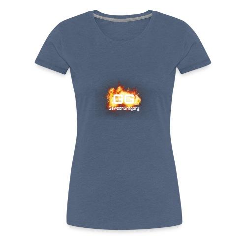 gewoongregory - Vrouwen Premium T-shirt