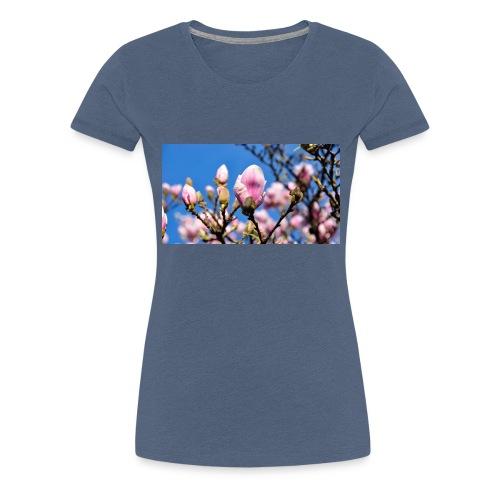 Magnolia - Women's Premium T-Shirt
