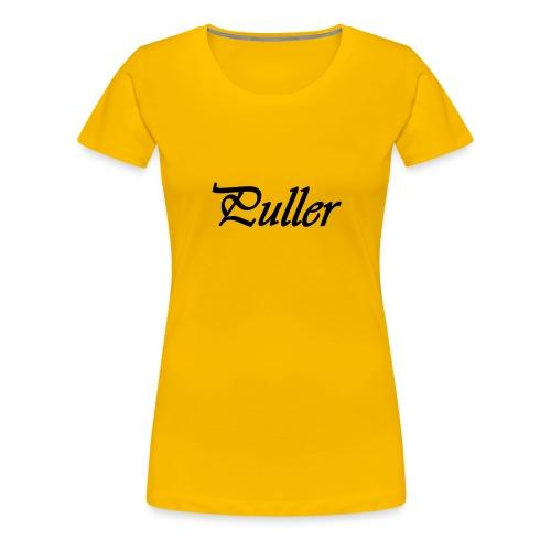 Puller Slight - Vrouwen Premium T-shirt
