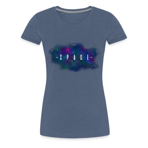 Space 2 - T-shirt Premium Femme