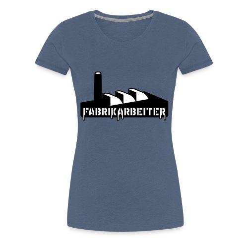Fabrikarbeiter - Frauen Premium T-Shirt