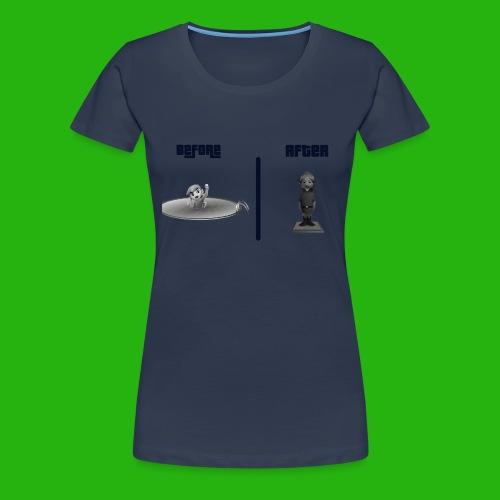 Ben Drowned - Women's Premium T-Shirt
